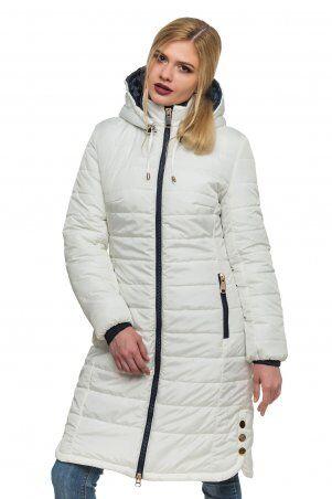 Кариант: Куртка зимняя Эльза молоко - главное фото