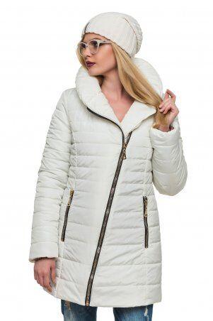 Кариант: Куртка зимняя Миледи молоко - главное фото