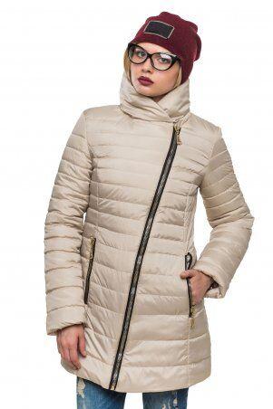 Кариант: Куртка зимняя Миледи жемчуг - главное фото