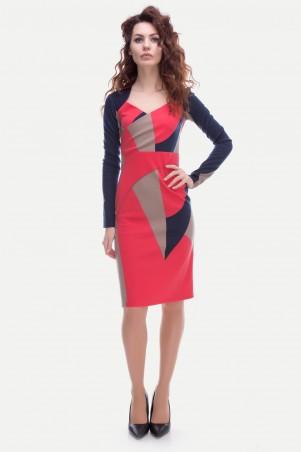 Cher Nika: Платье 818 - главное фото