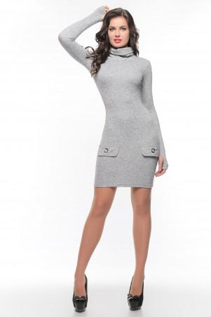 Alpama: Платье SO-14072-GRY - главное фото