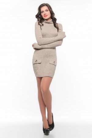 Alpama: Платье SO-14072-BEG - главное фото