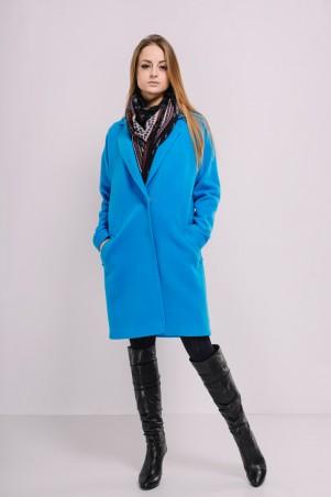 Ляпота: Пальто оversize 1051 - главное фото