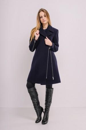 Ляпота: Пальто с молниями 1047 - главное фото