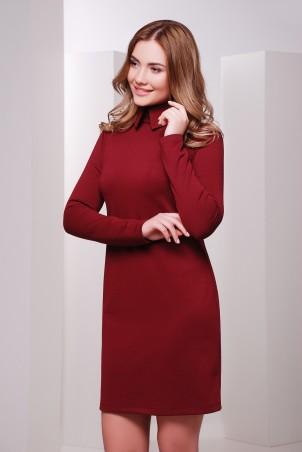 MarSe: Платье 1700 бордовый - главное фото