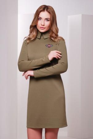 MarSe: Платье 1700 хаки - главное фото