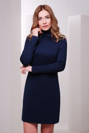 MarSe: Платье 1700 темно-синий - главное фото