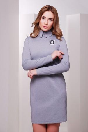 MarSe: Платье 1700 серый - главное фото