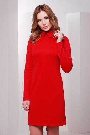 MarSe: Платье 1700 красный - главное фото