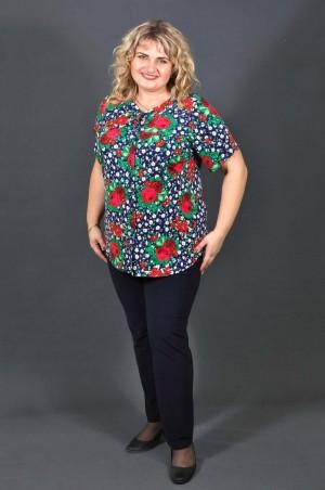 BigFashionStyle. Рубашка Тесс. Артикул: 190Т5