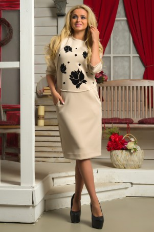 First Land Fashion. Платье. Артикул: ПР 0094