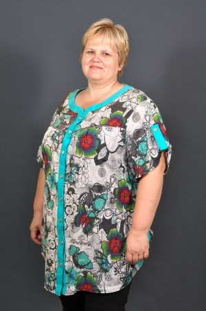 BigFashionStyle. Рубашка Техас. Артикул: 557Т1