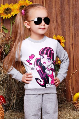"FashionUp Kids. Свитшот ""Kids"". Артикул: KF-112"