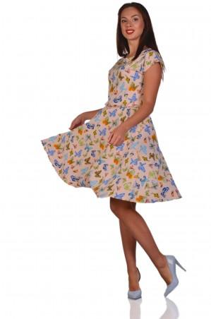 Alicja: Платье клеш 8383337 - главное фото