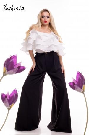 Zuhvala: Костюм (блуза+ брюки) Раймонд - главное фото