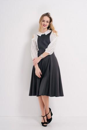 Ляпота. Платье-фартук. Артикул: 1056