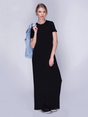 Loca. Платье. Артикул: Платье DW22_чёрный_Loca