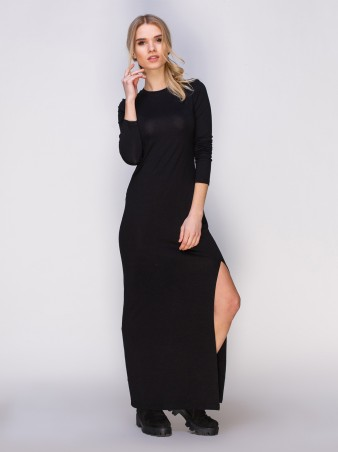 Loca. Платье. Артикул: Платье DW136_чёрный_Loca