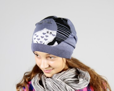 Bakhur: Вязаная шапка 2010 - главное фото