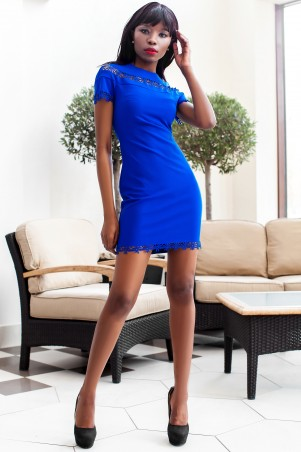 Jadone Fashion. Платье. Артикул: Ранья М-5