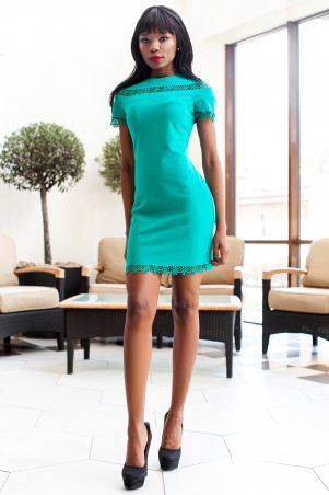 Jadone Fashion. Платье. Артикул: Ранья М-3