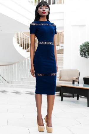 Jadone Fashion. Платье. Артикул: Размарин М-5