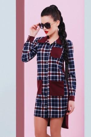 "FashionUp. Платье-рубашка ""Barbara"". Артикул: PL-1448B"