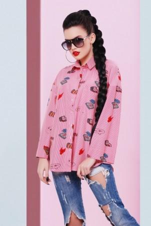 """FashionUp. Рубашка """"Cool"""". Артикул: RB-1466D"""