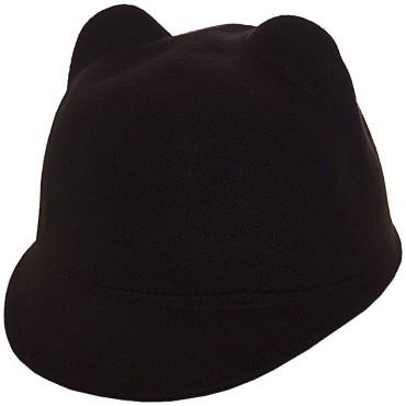 Cherya Group. Шляпа фетровая детская. Артикул: FD16005 чёрный