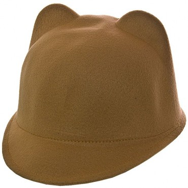 Cherya Group. Шляпа фетровая детская. Артикул: FD16005 бежевый