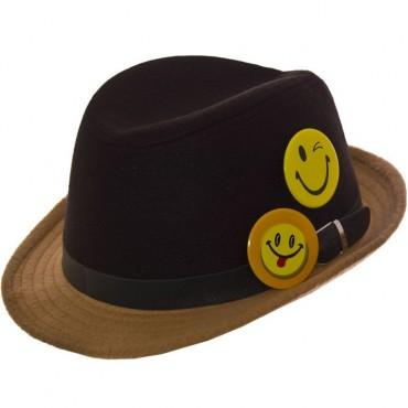 Cherya Group. Шляпа фетровая детская. Артикул: FD16003 чёрный