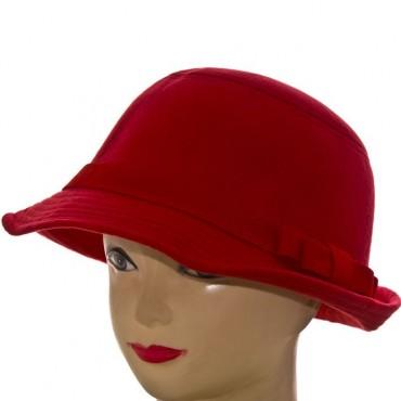 Cherya Group. Шляпа фетровая. Артикул: F16009 красный
