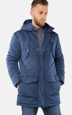MR520 Men. Куртка зимняя. Артикул: MR 102 1166 0916 Dark Blue