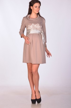 Feminelle. Платье с кружевом. Артикул: 1378514