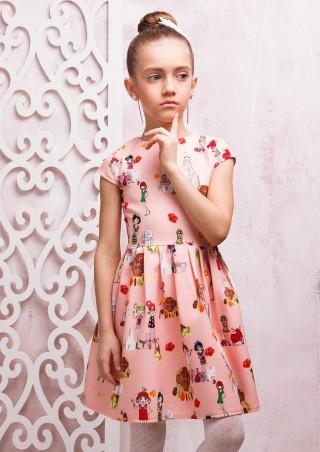 "Sofia Shelest. Платье ""Маша"". Артикул: 000345"
