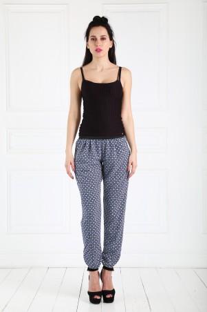 Caramella. Летние женские брюки-1. Артикул: CR-10147-2