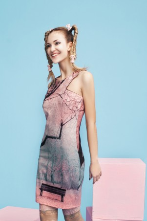 New Style. Платье. Артикул: 1602/48
