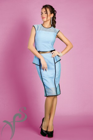 Vision FS. Офисное платье Montale. Артикул: 17503 C