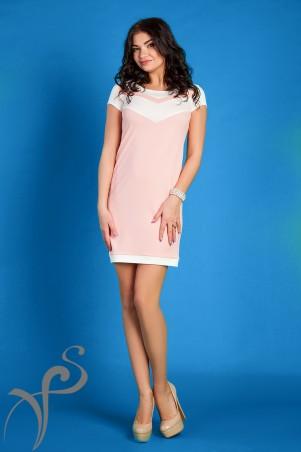 Vision FS. Облегающее платье Fresco. Артикул: 17512 P