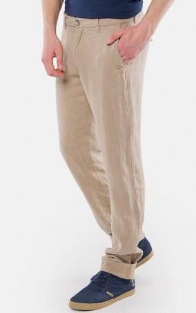 MR520 Men: Прямые брюки MR 103 1091 0216 Flax - главное фото