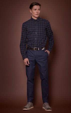 MR520 Men: Зауженные брюки MR 103 1151 0916 Black - главное фото