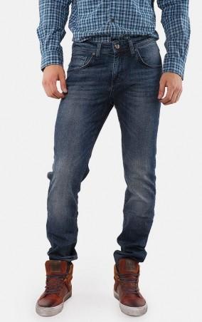 MR520 Men: Зауженные джинсы MR 127 1204 0816 Wiseman - главное фото