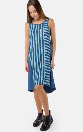 MR520 Women: Платье - миди MR 229 2134 0216 Dark Blue - главное фото
