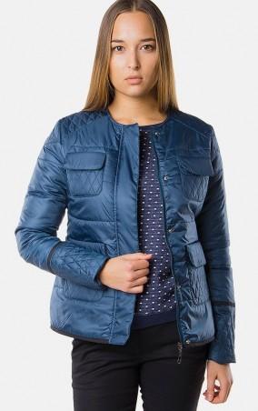 MR520 Women: Демисезонная куртка MR 202 2129 0216 Midnight Green - главное фото