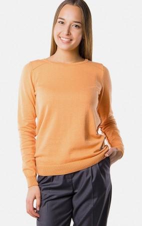 MR520 Women: Джемпер оверсайз (oversize) MR 221 2180 0216 Mandarine - главное фото