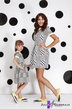 New Style. Детское платье. Артикул: 1501/06