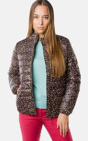 MR520 Women: Демисезонная куртка MR 202 2105 0116 Black - главное фото