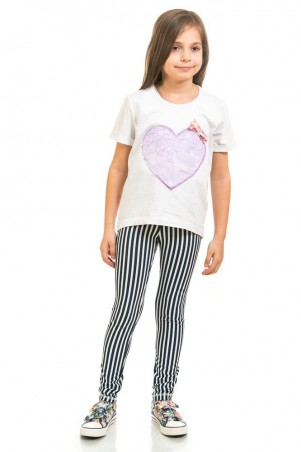 Kids Couture: Лосины 500132100 - главное фото