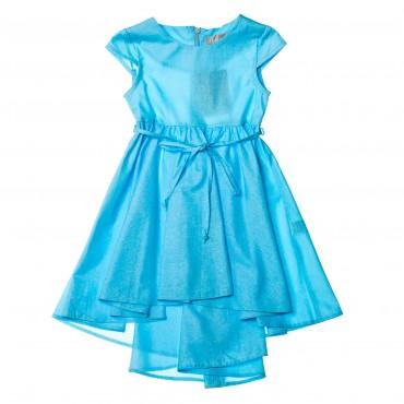 Kids Couture: Платье 2015-58  голубое 61007428 - главное фото