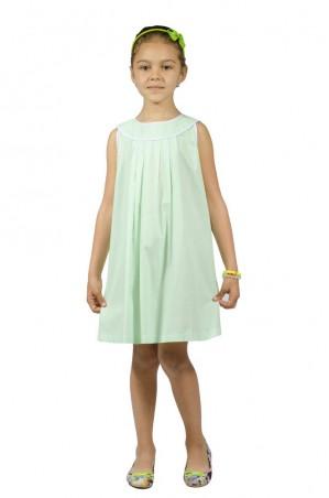 Kids Couture: Платье 15-325 в салатовую точку 61037728 - главное фото